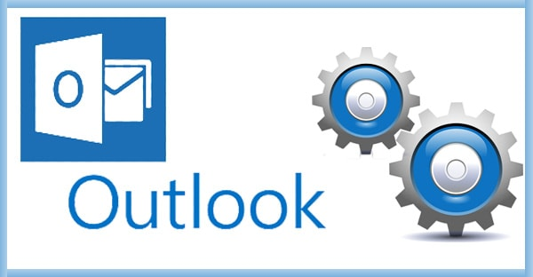 How to configure outlook